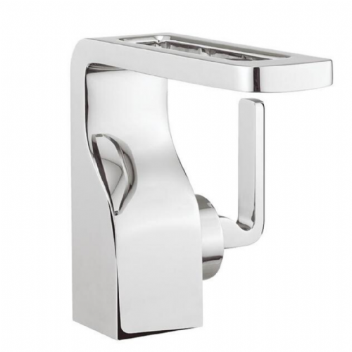Crosswater (KH_01110DNC) KH Zero One Basin Mono Mixer - Without Waste - In Chrome
